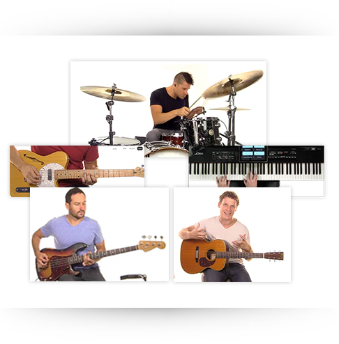 Christian Worship Team Song Lessons